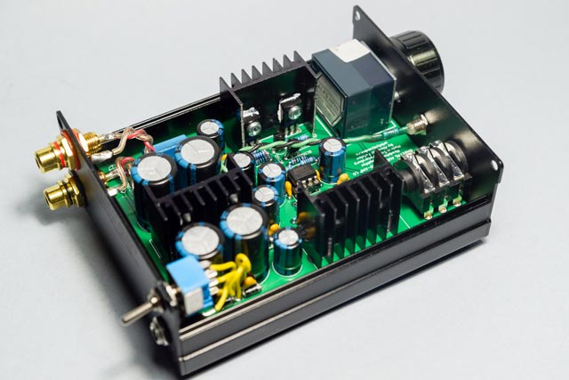 ORBITAL AUDIO HEAD-AMP 1.0 mini штышву