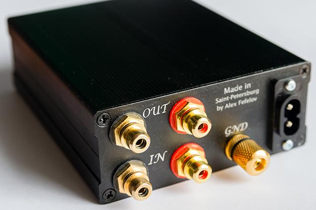 ORBITAL AUDIO Phono Preamplifier