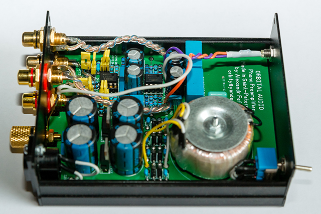 ORBITAL AUDIO Phono Preamplifier